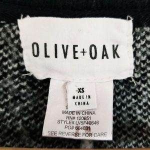 Olive & Oak Sweaters - Olive & Oak Cape Cardigan   XS